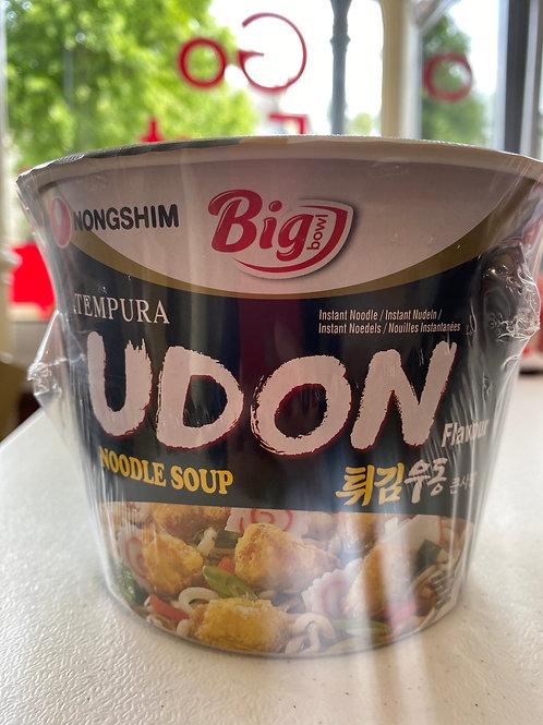 Nongshim Big Tempura Udon Noodle Soup