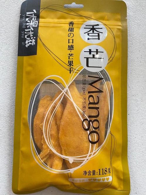 YZ Dried Fragrant Mango 優果優滋香芒