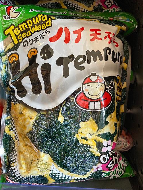 Crispy Seaweed Tempura