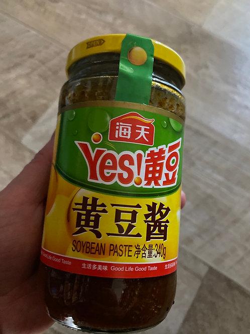 HT Yellow Bean Sauce 340g