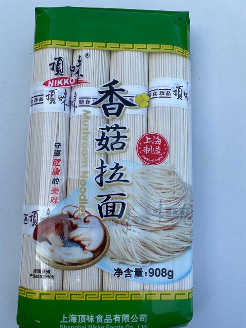 NK Mushroom Noodle 香菇拉面