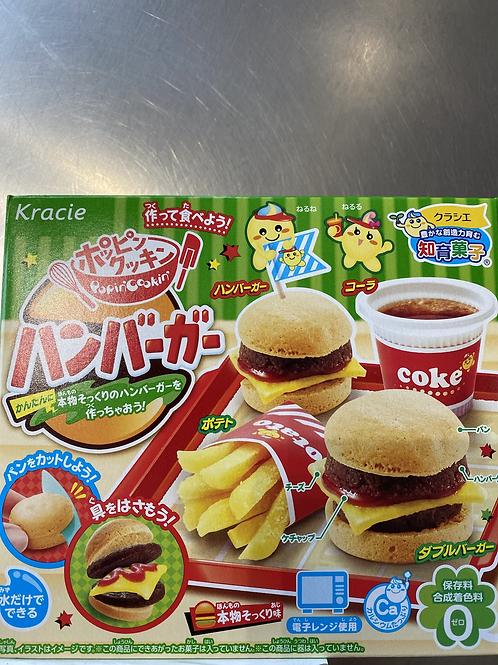Kracie Popin Cookin' Hamburger Candy Kit
