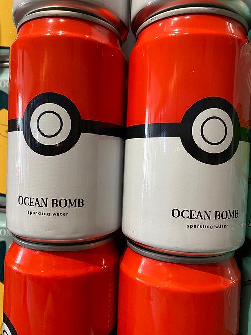 Ocean Bomb Sparkling Water