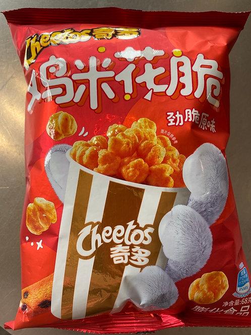 Cheetos Popcorn Original Flav 奇多鸡米花脆劲脆原味 68g