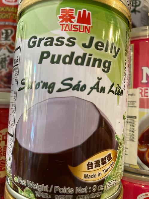 TS Grass Jelly Pudding
