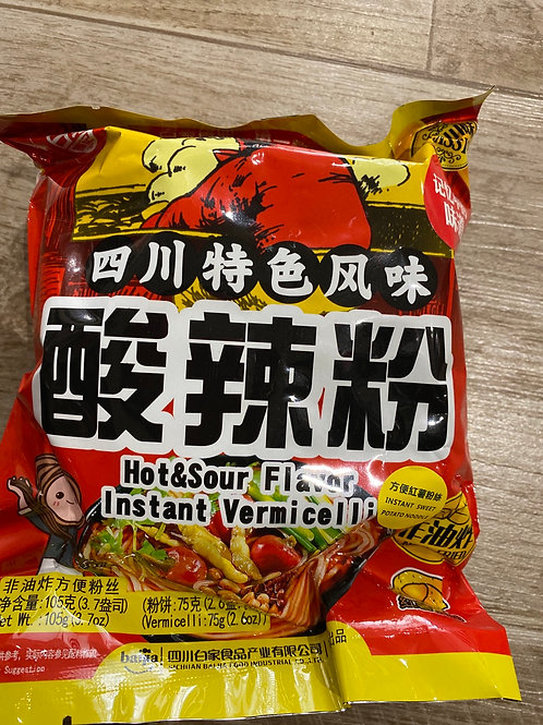 BJ Hot and Sour Noodle