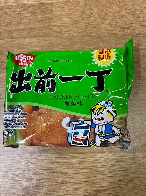 Nissin Instant Noodle Chicken Flavour