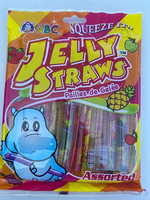 ABC Jelly Straws