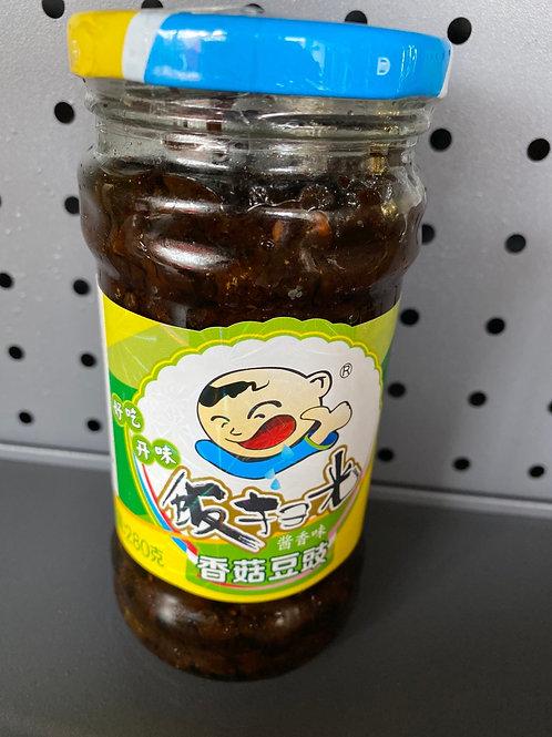FSG Mushroom With Fermented Soybean Sauce