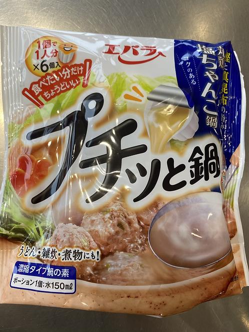 EBARA Foods Chicken,Kelp and Bonito Based Japanse Hot Pot Base 日本原装鸡肉,海带,鲣鱼火锅底料