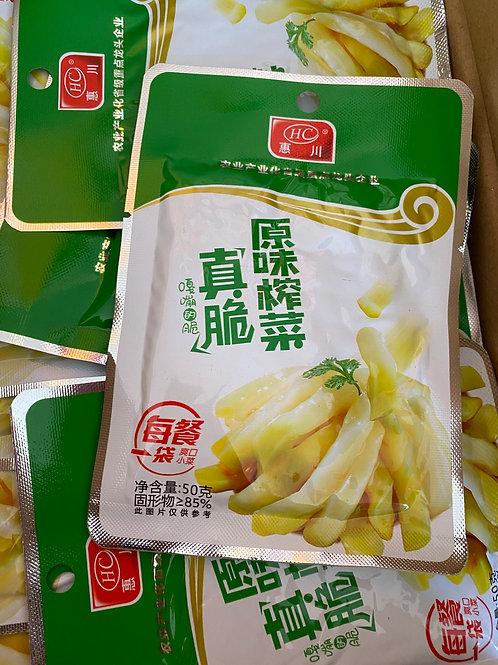 HC Brand Orginal Pickles 惠川真脆原味榨菜