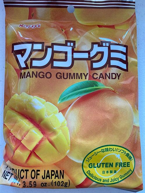 Kasugai Mango Gummy Candy