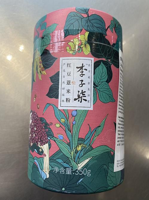 LIZIQI Red Bean & Barley Seed Powder 李子柒红豆薏米粉 350g
