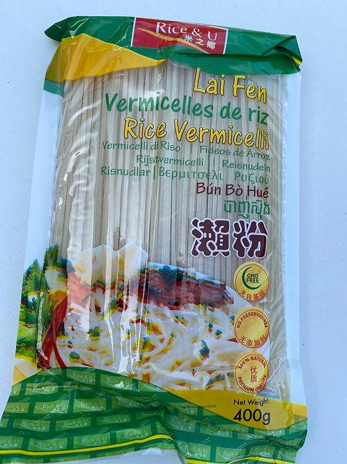R&U Lai Fen Rice Vermicelli 濑粉