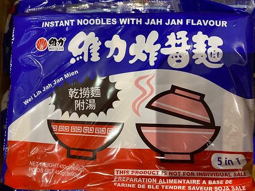 WL Soybean Noodle 维力炸酱面5pcs