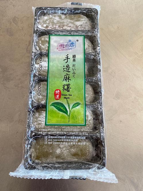 YL Green Tea Mochi