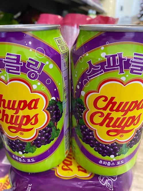 Chupa Chups Grape Drinks