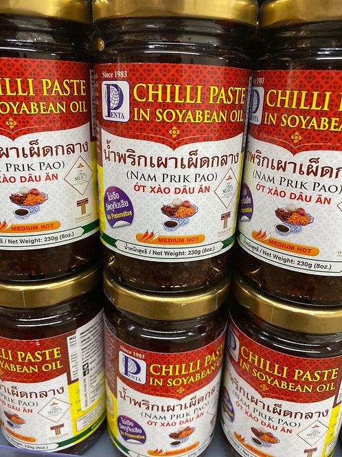 Penta Chilli Paste In Soy Oil