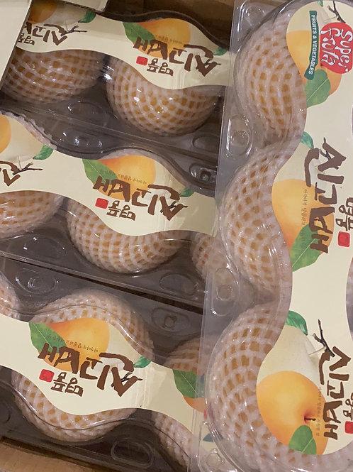 Korean Pear 3Pcs