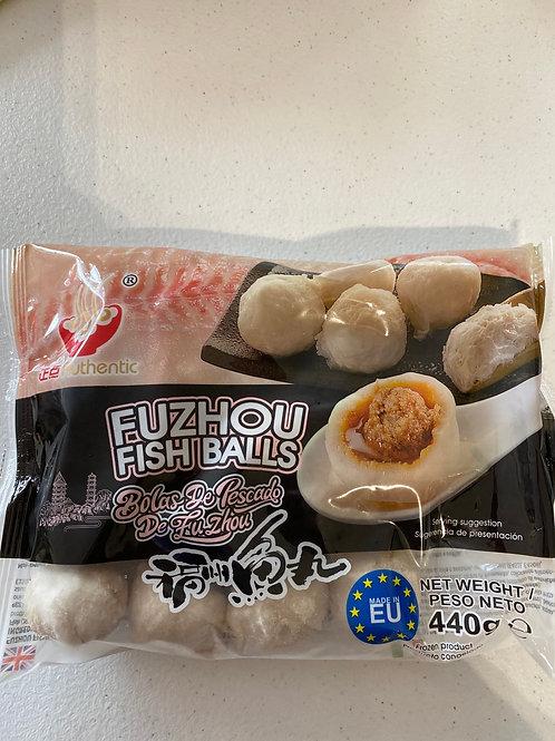 ZD Fuzhou Fish Ball正點福州魚丸