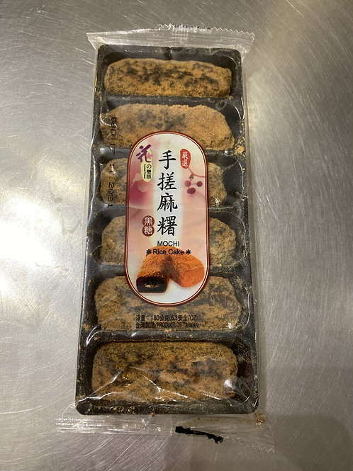 LF Japanese Style Mochi Brown Sugar 花之恋语日式黑糖麻薯180g