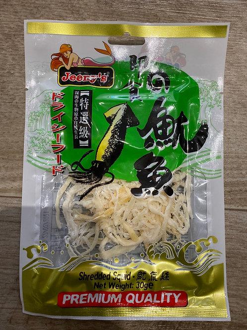 Jeeny's Shredded Squid