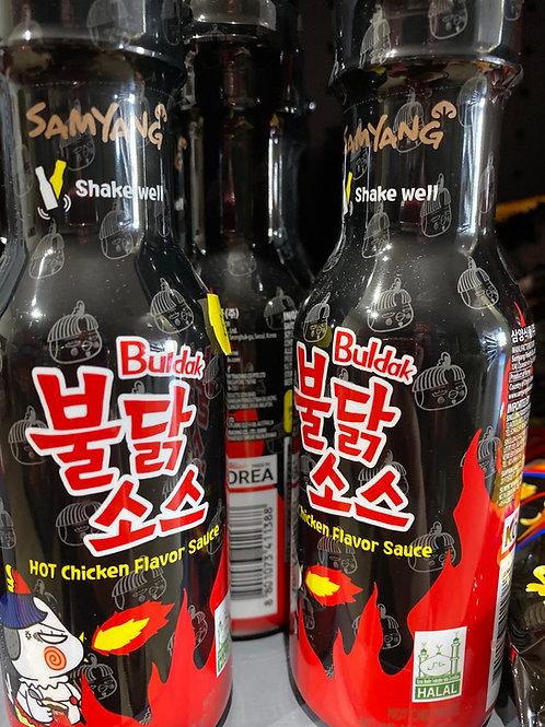 Hot Chicken Flav Sauce