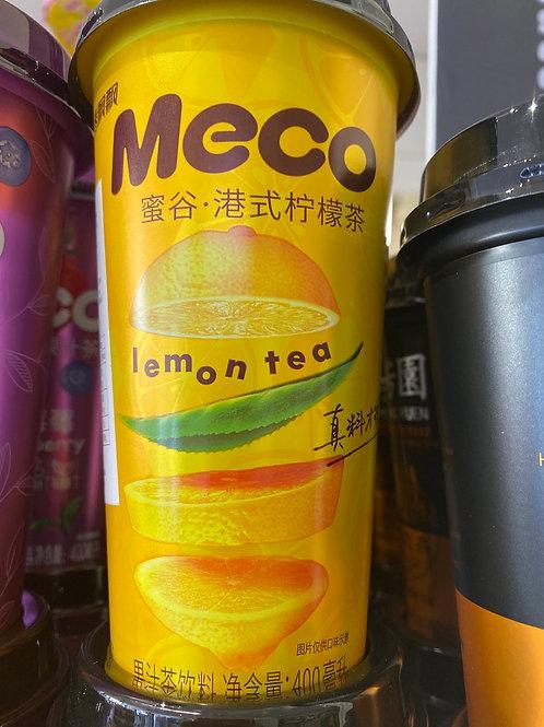 Meco Lemon Tea 蜜谷港式柠檬茶