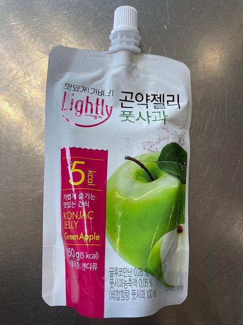 KR Konjac Jelly Drink Apple flav