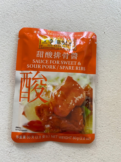 LKK Sauce For Sweet and Sour Pork 甜酸排骨酱