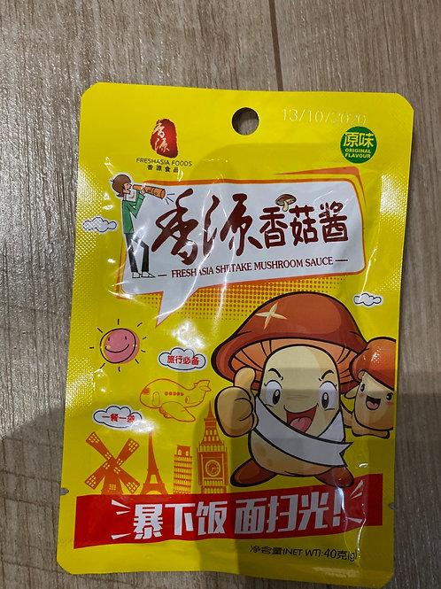 Freshaisa Shitaki Mushroom Sauce