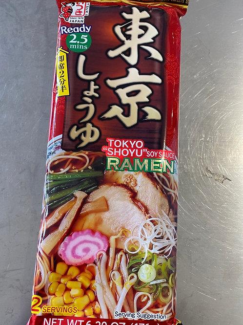 Tokyo Shoyu Ramen