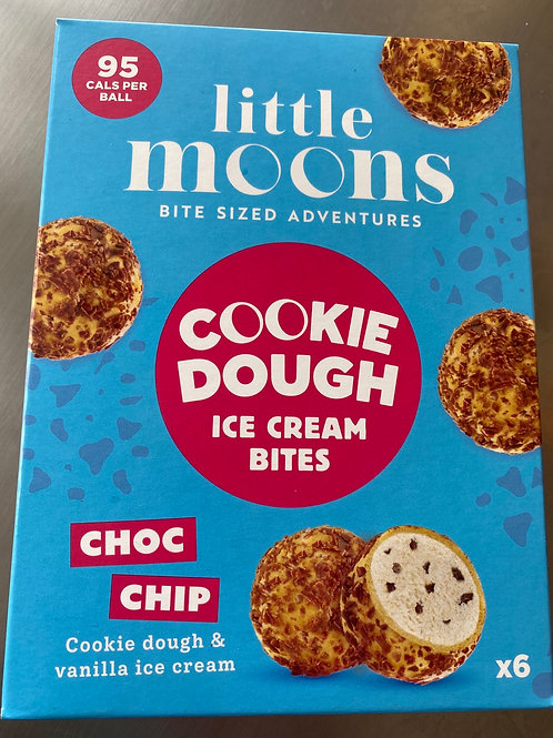 Little Moon Choc Cookie Dough Ice Cream Bites小月亮冰淇淋餅乾球