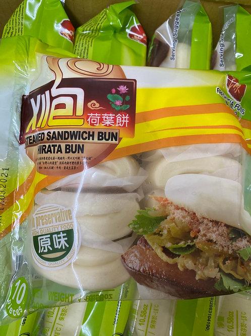 Steamed Sandwich Bun Hirata Bun