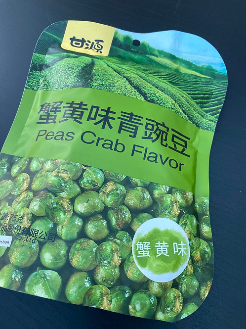 Peas Crab Flav