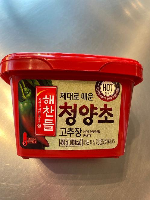 Hot Pepper Paste 450g