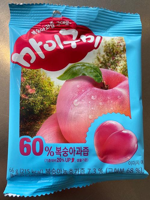 My Gummy Sweet -Peach Flav