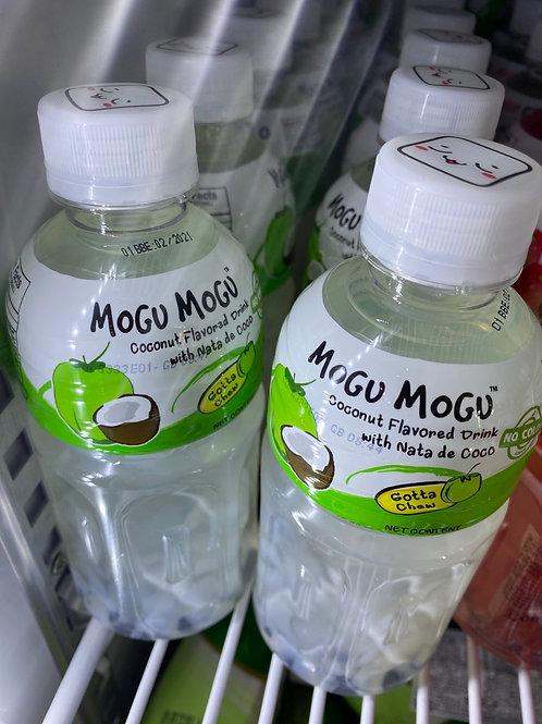 Mogu Mogu Nata De Coco Drink Coconut Flav 320ml