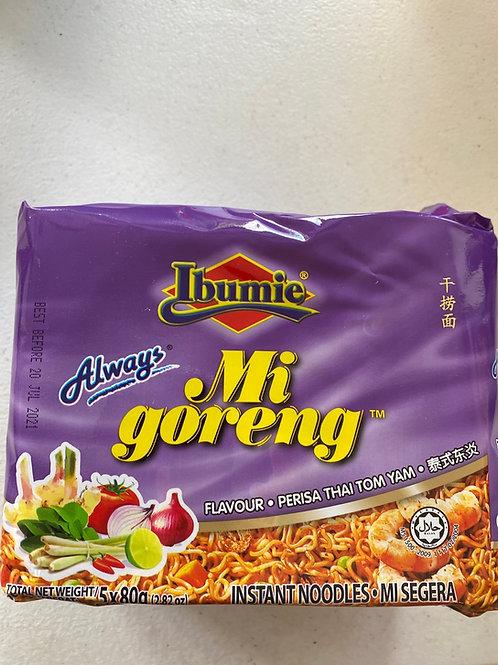 Ibumie Migoreng Thai Tom Yam 泰式冬炎