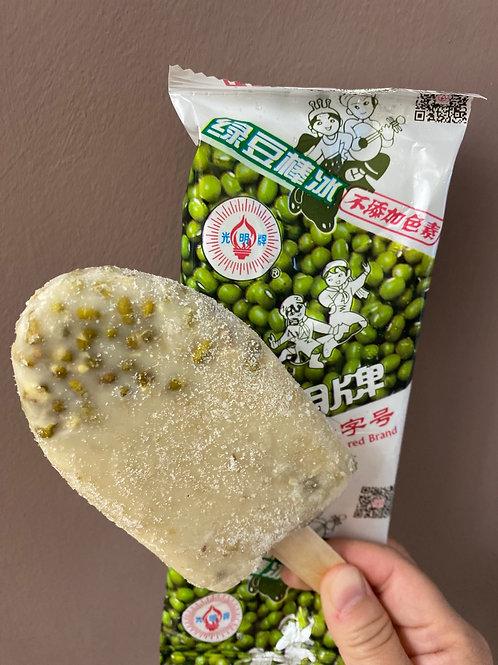 Bright Hand Made Mung Bean Ice Bar 光明绿豆棒冰