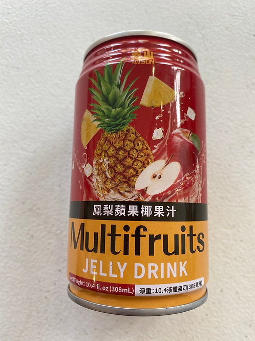 Multifruits Jelly Drinks