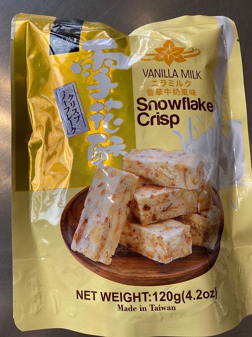 RF Vanilla Milk Snowflake Crisp 皇族香草牛奶雪花酥
