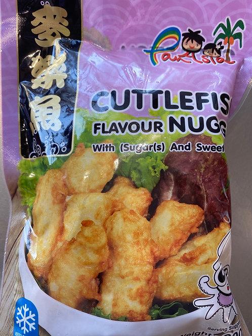 Pan Asia Cuttllefish Flav Nugget麦乐鱼200g