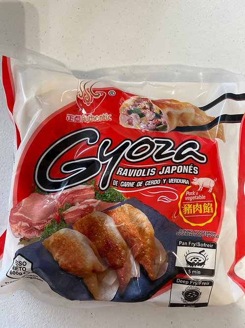 ZD Pork Gyoza 600g
