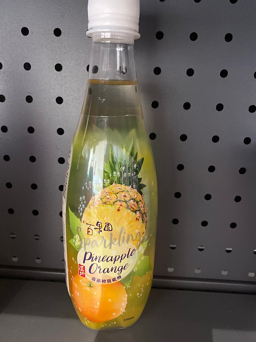 Pineapple Orange Sparkling