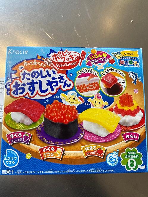 Kracie Popin Cookin' Sushi Candy Kit 28g