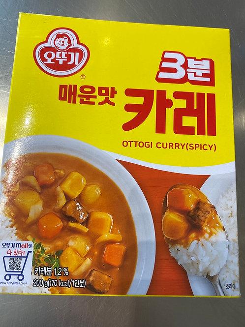 Ottogi Curry Spicy 200g