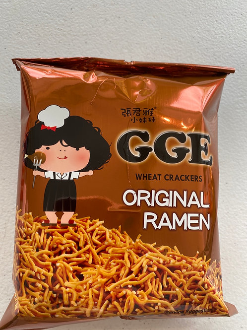 GGE Original Ramen 張君雅小妹妹原味乾脆面