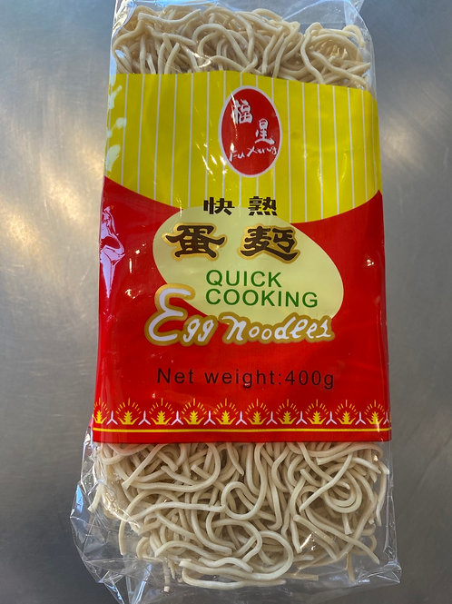 FX Quick Cooking Egg Noodles 福星快熟蛋面400g
