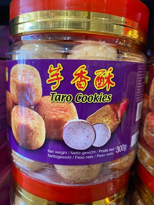 Taro Cookies